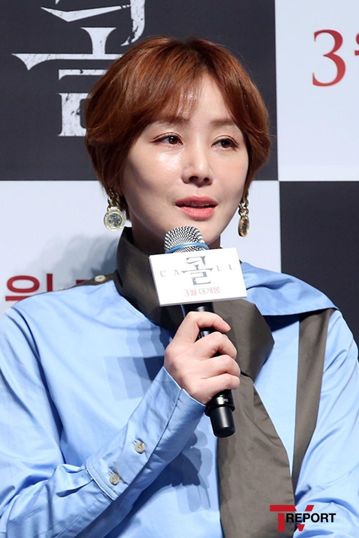 """'콜' 김성령 """"큰 아들, 박신혜 열혈 팬...예쁘다고 말해"""""""