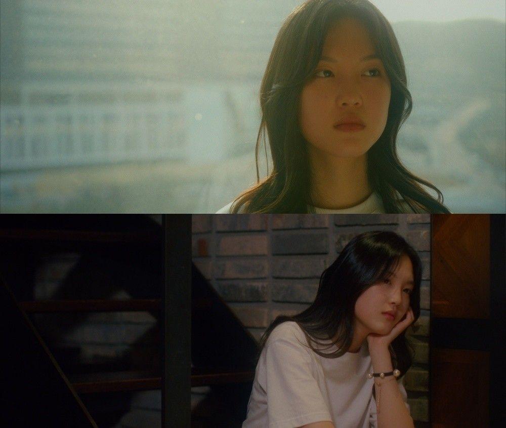 민진, 데뷔곡 '왜 우리가 이렇게 된 건지' MV 티저 공개_이미지