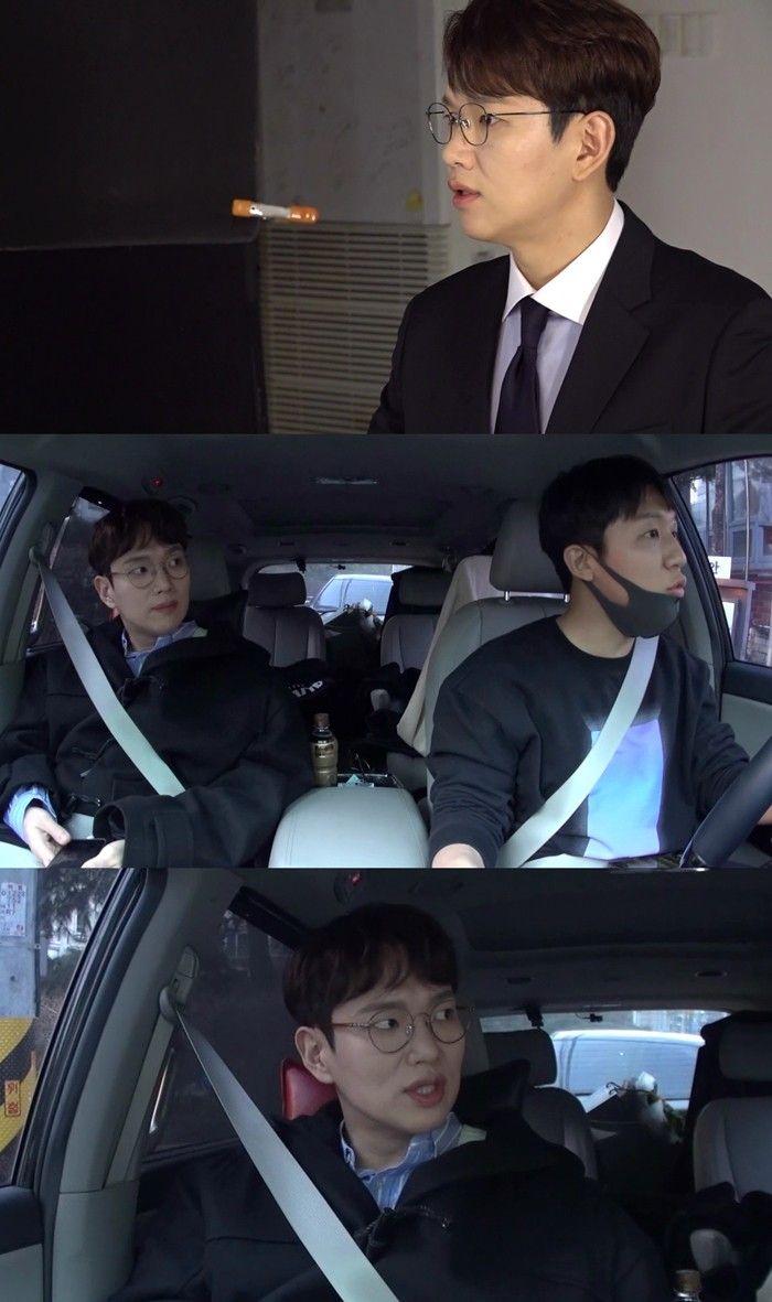 '전참시' 장성규, 방송계 연어 됐다…고향으로 금의환향