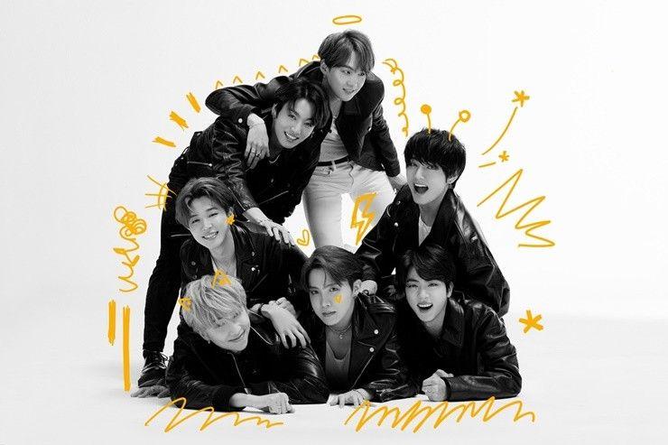 방탄소년단, 'MAP OF THE SOUL : 7' 오리콘 데일리 앨범 차트 1위