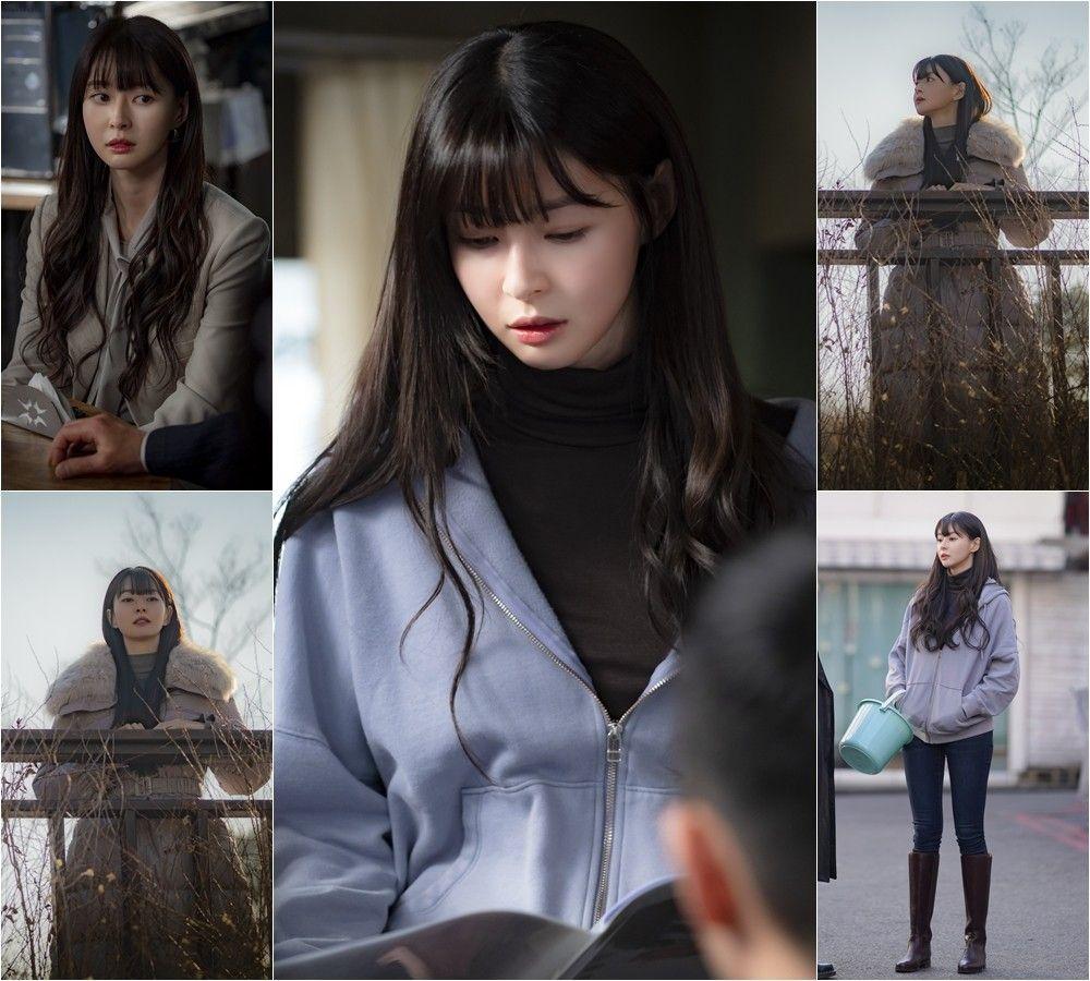 '이태원 클라쓰' 권나라, '감성 수아' 5종 세트 공개