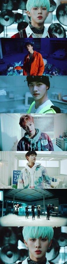 MCND, 'ICE AGE' 두 번째 티저 공개…칼군무 맛집