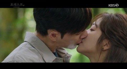 """'포레스트' 박해진,""""당신이 필요해"""" 조보아에 사랑 고백→키스"""