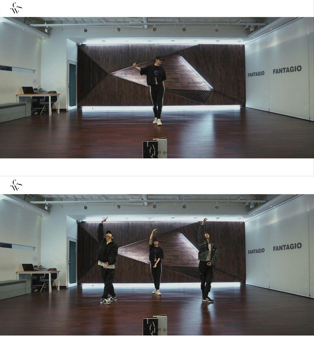 옹성우의 반박불가 퍼포먼스…'GRAVITY' 안무 연습 영상 공개