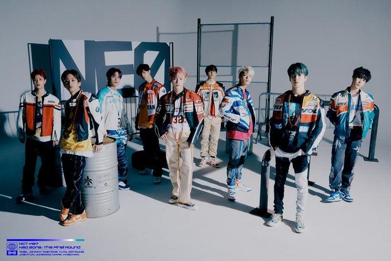 NCT 127, 앨범·다운로드·BGM 차트 1위...가온차트 3관왕