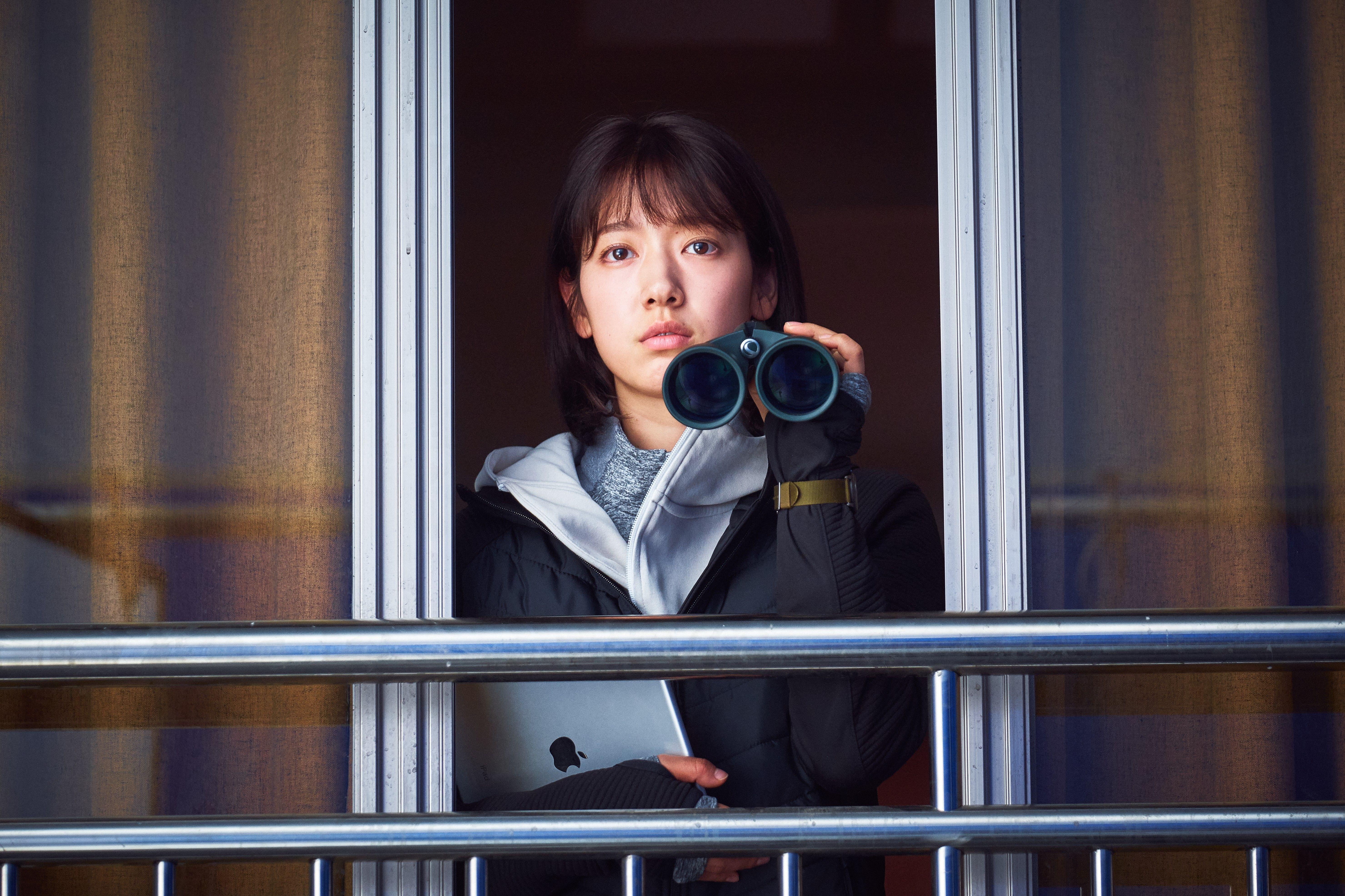 '#살아있다' 박신혜, 생존 기술 만렙 능력자로 변신