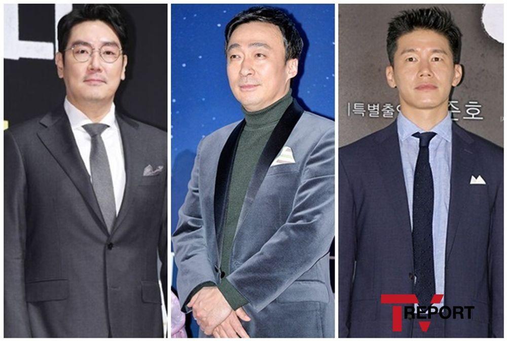 '대외비: 권력의 탄생', 조진웅·이성민·김무열 출연 확정