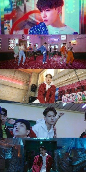 엑소 백현, 위트+중독성 넘치는 '캔디'…R&B 2연타 정조준