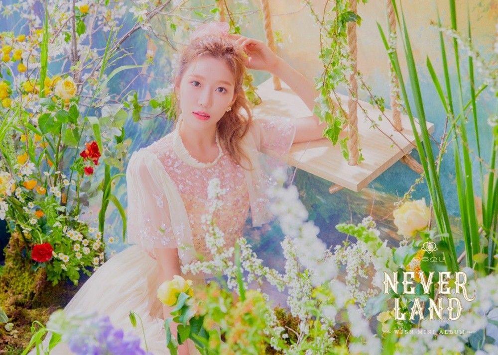 우주소녀 다원, '네버랜드' 콘셉트 포토+무빙 티저 공개…우아+화려