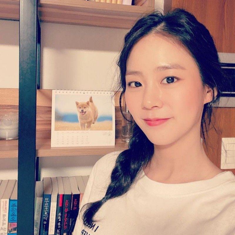 카라 출신 한승연, '개훌륭' 본방사수 독려…여전한 미모
