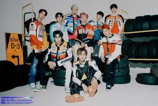 NCT 127, 2집 리패키지 독주…월드·음원차트 1위