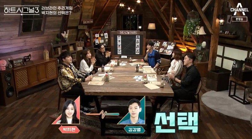 '하트시그널3' 마지막 데이트 후... 김강열♥박지현→서민재♥임한결 러브라인 탄생_이미지