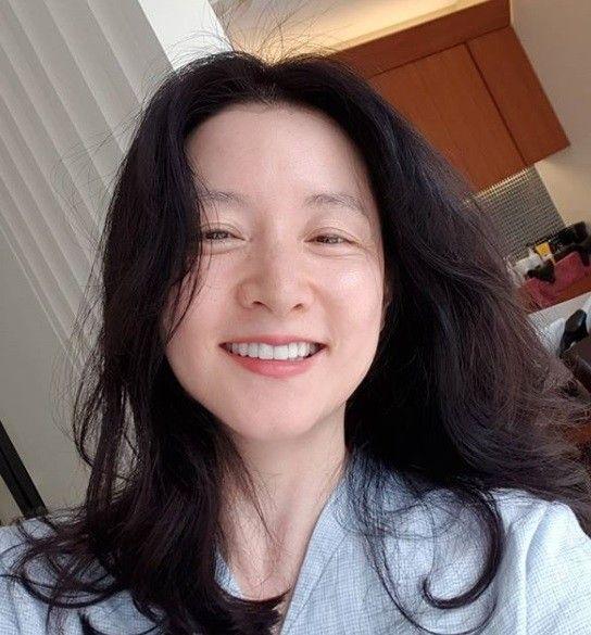 이영애, 민낯에도 감출 수 없는 여신미