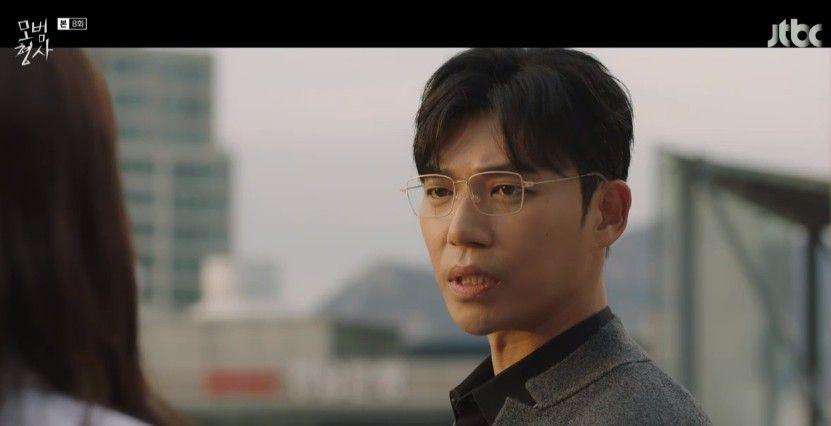 """'모범형사' 지승현, 이엘리야에 침묵 강요 """"검경 공격 받을 것""""_이미지2"""