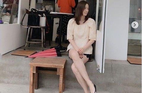 '권상우♥' 손태영, 일상 모습도 우아美 한도 초과