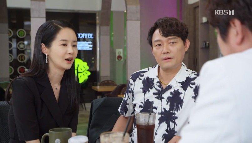 """'기막힌 유산' 남성진 """"강세정, 박인환 떠나며 10억은 챙겼을 것"""" 분통"""