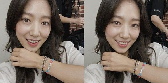 """""""일상모습도 화보""""...박신혜, 리블리 미소+상큼매력 터진 근황 공개"""