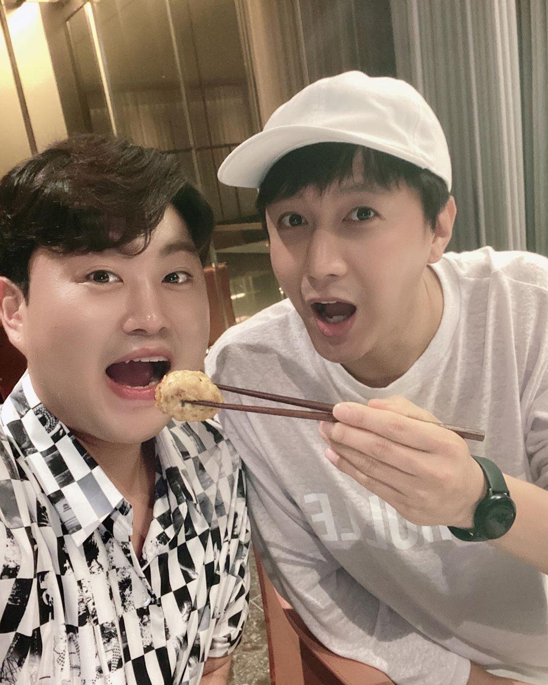 김호중X김승현, 마음까지 훈훈…의좋은 형제