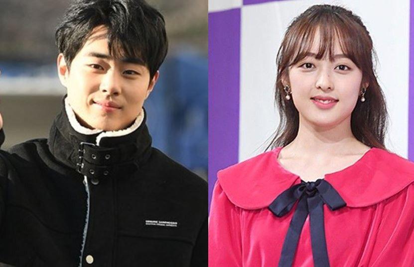 """""""좋은 선후배로""""…김보라‧조병규, 공개 연애 마침표"""