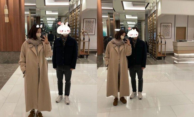 """'결혼10년차' 한지혜, 검사남편과 주말 데이트 """"시간순삭""""   _이미지"""
