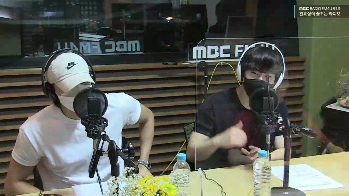 """'꿈꾸라' 몬스타엑스 주헌X아이엠 """"우리는 귀여운 사람들""""_이미지"""