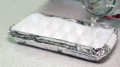 뜨거운 여름을 이겨낼 초스피드 얼음 만들기!