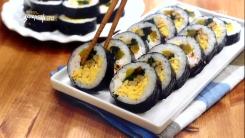 우리는 언제부터 김밥을 먹기 시작했을까?