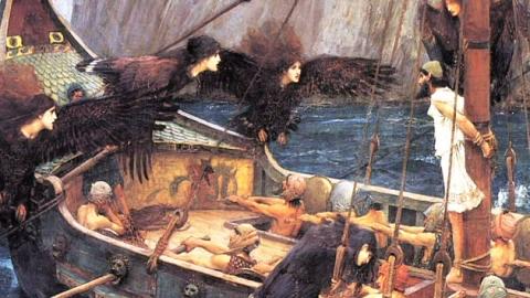 위험 알리는 '사이렌'이 바다의 마녀?