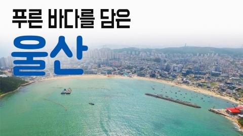 [YTN 구석구석 코리아] 푸른 바다를 담은 울산