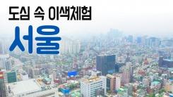 [YTN 구석구석 코리아] 도심 속 이색체험, 서울