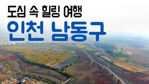 [YTN 구석구석 코리아] 도심 속 힐링 여행, 인천 남동구