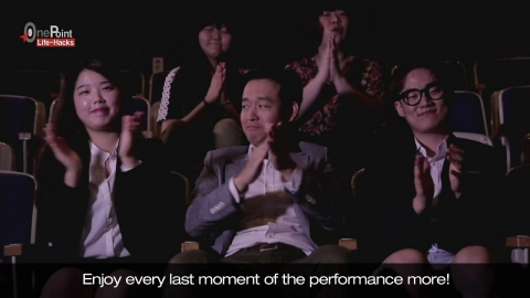 How to applaud appropriately in a Classical Music