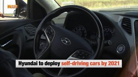 Hyundai's Blueprint for Self-driving Cars