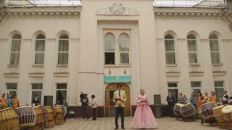 고려극장, 카자흐스탄 알마티 도심에 새 터전 마련