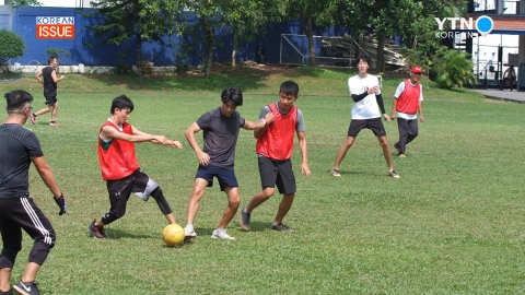 스리랑카 동포 최대 축제 '한마음 체육대회'