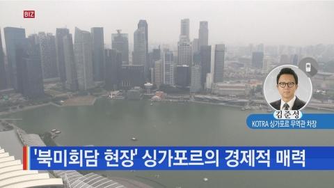 [K-BIZ, 코트라] 전 세계 관심 집중…'작지만 강한' 싱가포르의 경제적 매력