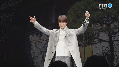 전일본 한국어 말하기 대회에 한류 가수가 등장!