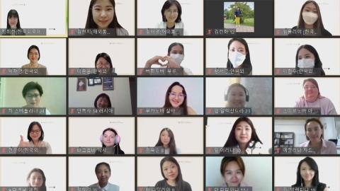 재외동포재단, 러시아·CIS 지역 한국어 교사 온라인 연수 개최