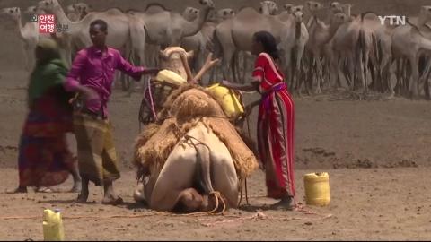 케냐 가뭄으로 약탈범죄 증가!