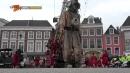 [콕콕 세상돋보기] 네덜란드 거대 인형 축제