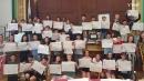 미국에서 열린 '한글' 기념식