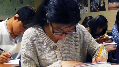미 공립학교 '한국어반' 인기