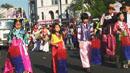 세계 문화를 한눈에!...다문화 카니발