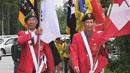한국전 참전용사 기리는 특별한 행군