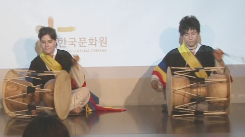깊어지는 한국 사랑…문화원 발표회