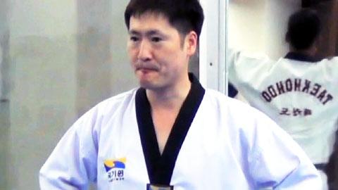 인도 태권도의 '영웅'…이정희 감독