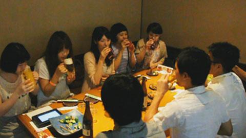 일본 최고 인기…단체미팅 '마치콘'