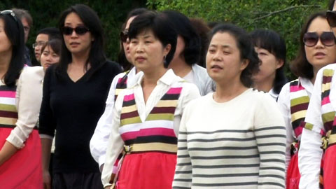 중국에 울려 퍼진 '아리랑'