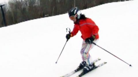 올림픽 스키 꿈나무