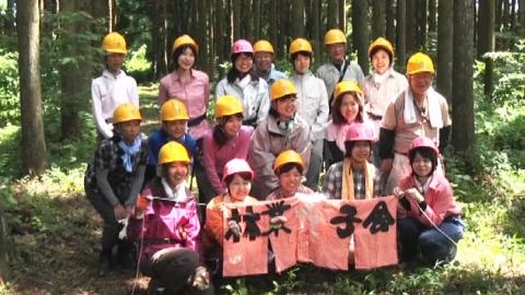 """""""숲으로 가요""""…자연 살리는 '임업여성회'"""